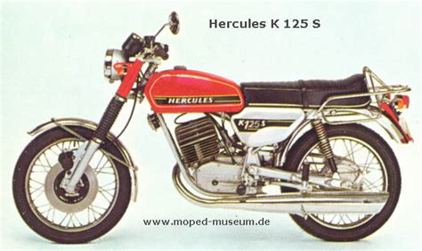 Hercules K 125 Motorrad by Hercules Bw 125 Der Thread 252 Bers Quot Moped Quot Edit By Moefrida