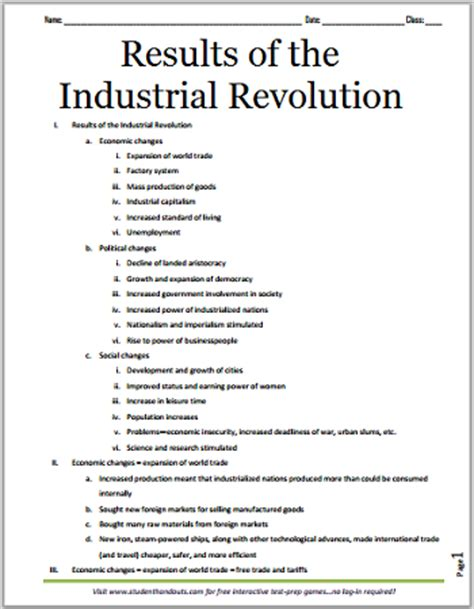 The Industrial Revolution Essay by Dbq Essay On Positive And Negative Effects Of The Industrial Revolution Frudgereport47 Web Fc2