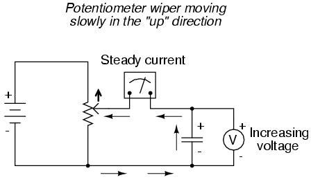 capacitor voltage dropper capacitors and calculus