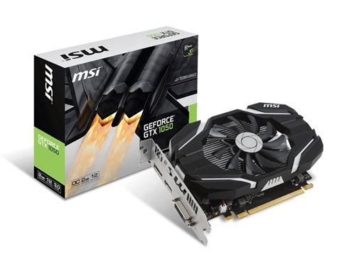 Murah Msi Gtx 1050 2gb Ddr5 Msi Gtx 1050 2gt Oc Dual Fan overview for geforce gtx 1050 2g oc graphics card the world leader in display performance
