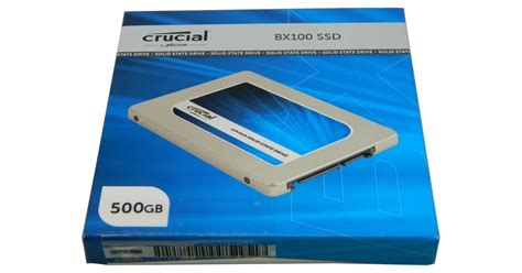 Memory Crucial Bx100 500gb crucial bx100 500gb ssd review