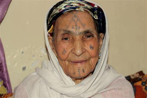 algeria behind the aures women s tattoos pulitzer center