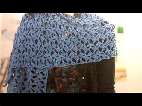 red heart yarn pattern lw2586 shawl how to crochet and crochet on pinterest