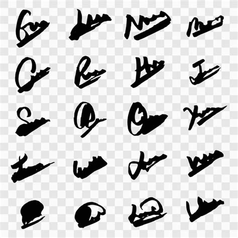design photo signature signature vectors photos and psd files free download