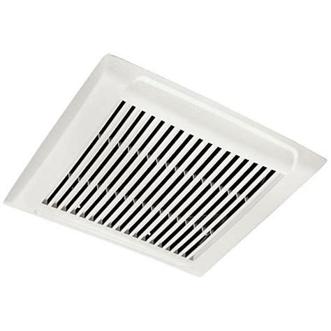 broan 110 cfm exhaust fan broan invent white 110 cfm 1 3 sones bath exhaust fan