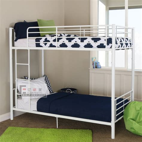 detachable bunk beds for metal detachable bunk bed for home classic metal iron