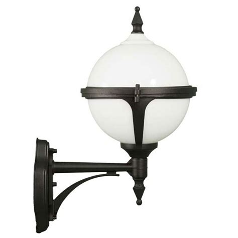 Exterior Globe Light Fixtures Outdoor Wall Lighting Fixtures