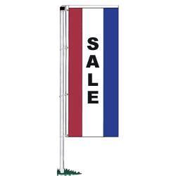 sale rotator drape banner double face