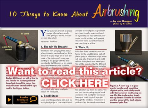 ten things to know about ideas for home decoration ideas 10 things to know about airbrushing model railroad