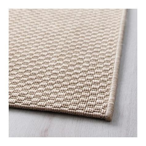 ikea laatzen teppiche morum rug flatwoven in outdoor indoor outdoor beige