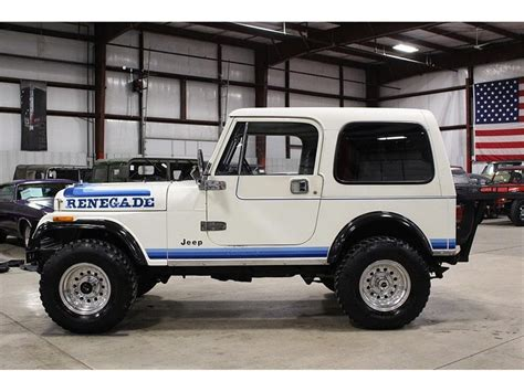 suv jeep white jeep cj7 for sale 93 used cars from 1 200