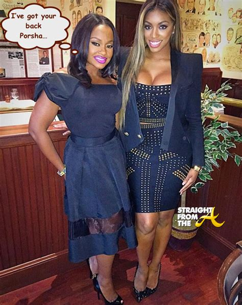 porsha williams weight shots fired phaedra parks calls cynthia bailey s mean