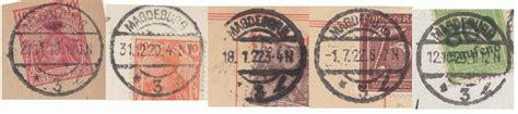 Gagang Stempel Uk 2730 philaseiten de deutsche ortsstempel mit unterscheidungsbuchstaben in schreibschrift