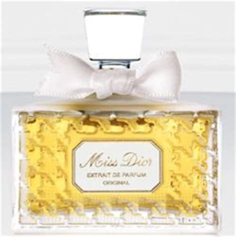 Miss De Original parfum miss extrait de parfum original beaut 233 test