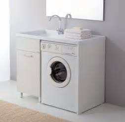 Delicious Lavandini In Acciaio Per Cucina #6: Mobile-lavanderia-me106x60-sx.jpg