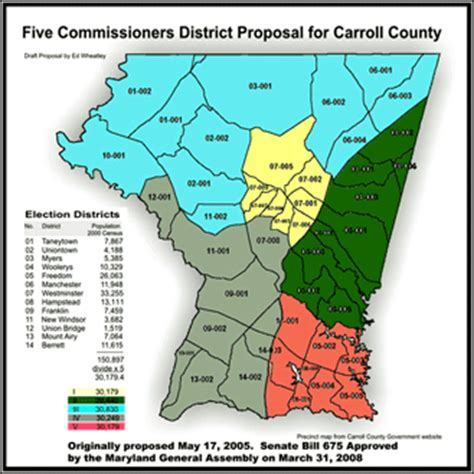 Carroll County Tag Office by Carroll County Board Of Elections List Of Candidates For