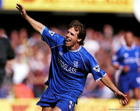 chelsea legend chelsea legend gianfranco zola is a shock candidate for