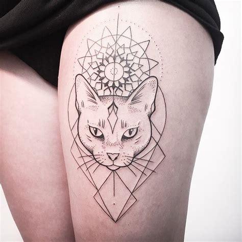 tattoo old school geometric 1000 images about tatuagens de gatinhos no pinterest