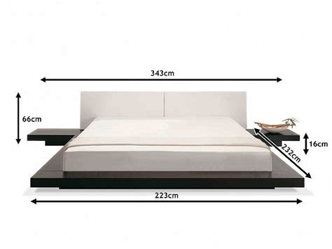 Bett 200x220 by Best 25 Bed Sizes Ideas On Bed Size Charts