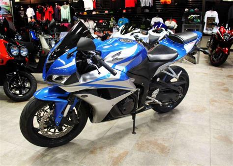 honda cbr600rr for sale 2007 honda cbr600rr sportbike for sale on 2040 motos
