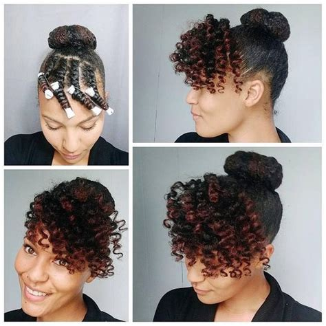hairstyles for growing out perm 15 hot natural hairstyle tutorials for summer flat twist