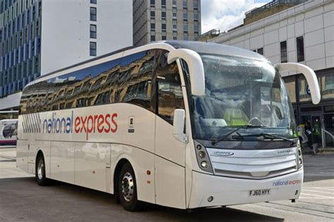 national express couches national express and socialsignin provide an award winning