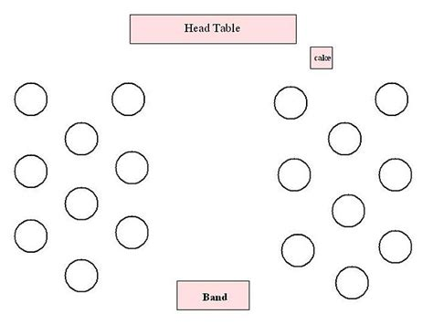 wedding floor plan template layout of the reception help weddingbee
