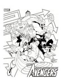 avengers 2012 extrait coloriages avengers