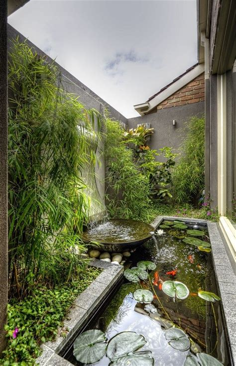 images  small garden ponds  pinterest