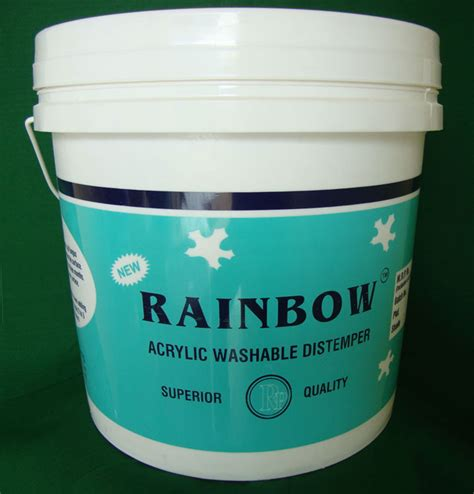 acrylic paint is it washable acrylic washable distemper rainbow paints