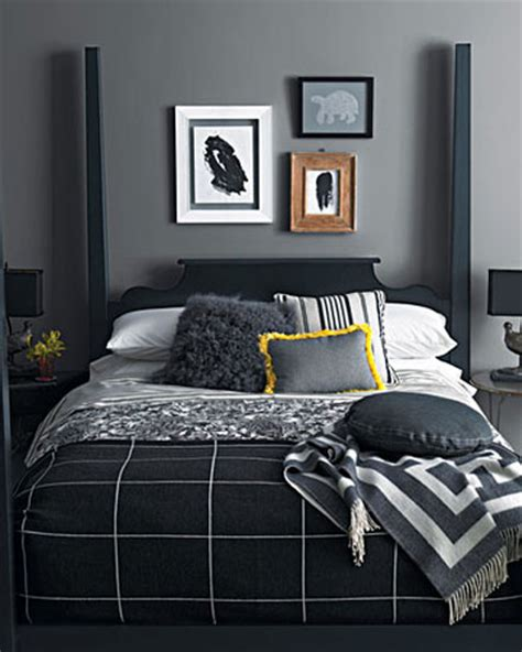 Black And Grey Bedroom Designs Black Gray And Bedroom Ideas