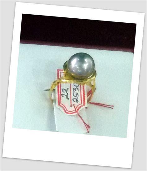 Diskon Penghias Mutiara Emas Murah 03 cincin mutiara harga mutiara lombok asli murah toko emas onlineterpercaya jual kalung