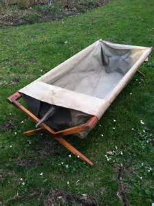 Retro Bathtub Antique Folding Outdoor Bathtub 1915