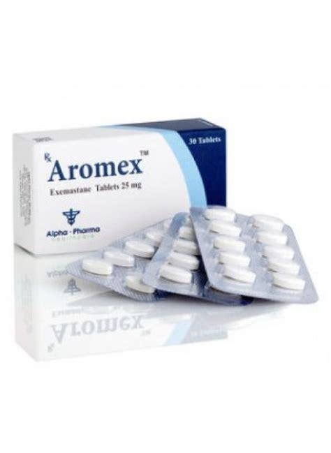 Aromex Exemestane 25 Mg 30 Tabs Alpha Pharma Alphapharma Alpha Pharma aromex in italia comprare steroidi