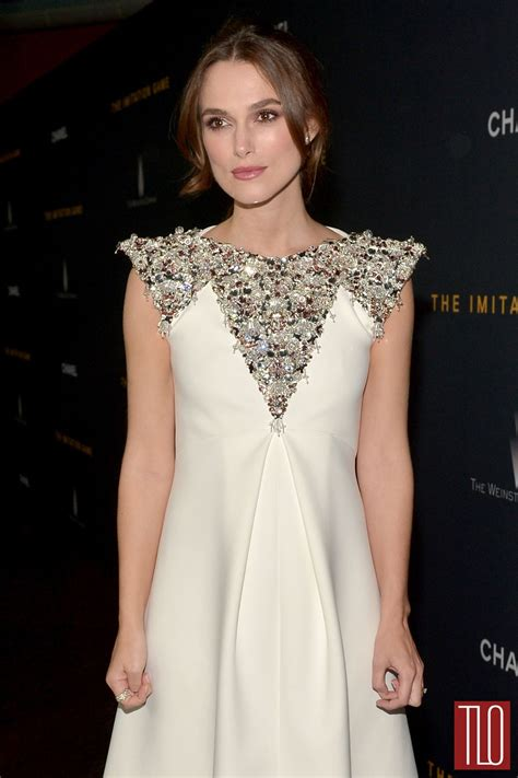 Keira Knightley Chanel Dress images