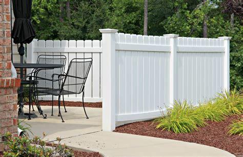 Pvc amp vinyl fence solutions for charlotte metro homes amp businesses