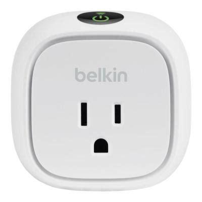 wemo light switch home depot belkin wireless wemo insight switch f7c029fc the home depot