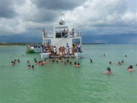 best catamaran tours in punta cana best tour in punta cana picture of catamaran teresa