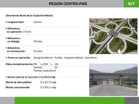 hidalgo slide share proyectos de infraestructura carretera relevantes en
