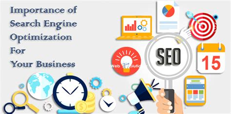 Search Engine Optimization Business by Importance Of Search Engine Optimization For Your Business