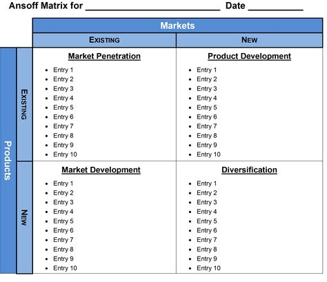 matrix template matrix template 28 images documentation plan template