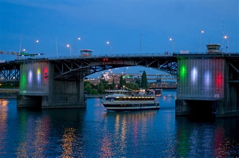party boat portland oregon portland waterfront shooting leads to investigation by