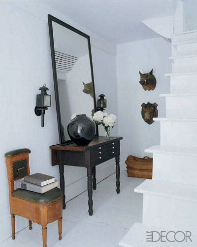 modern mix antiques modern furniture in darryl carter s lookslikewhite blog