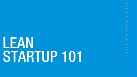 101 N Lean by Lean Startup 101 At Lean Startup Circle Jakarta Meetup