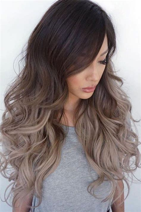 Hairstyles Blonde Tips | 25 best ideas about dark ombre hair on pinterest dark
