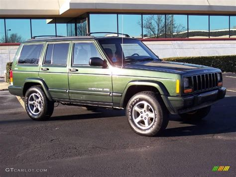 old jeep grand cherokee 100 gunmetal jeep cherokee 1998 emerald green pearl