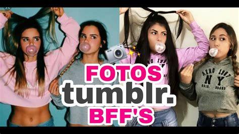 imagenes de amigas locas tumblr imitando fotos tumblr mejores amigas mi primer video