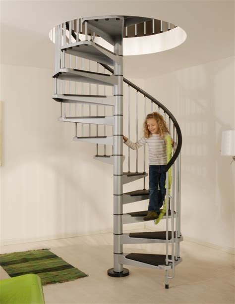 Fold Up Step Ladder by Civik Spiral Staircase Kit Metal Steel And Wood Spiral