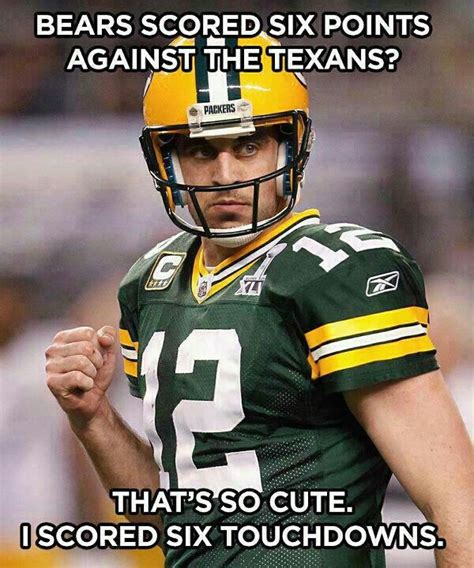 Bears Packers Meme - football memes fantasy football pinterest