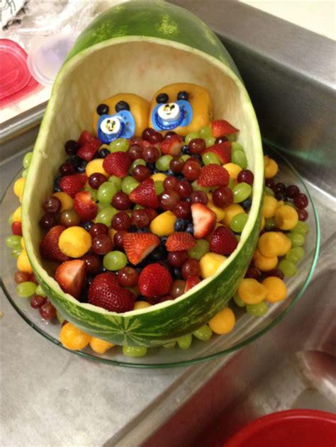 Baby Shower Fruit Basket Ideas by Baby Shower Fruit Basket Baby